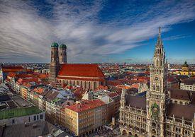 German city scape