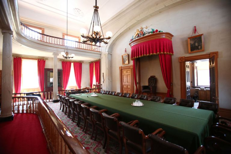 Confederation Chamber - PEI Province House