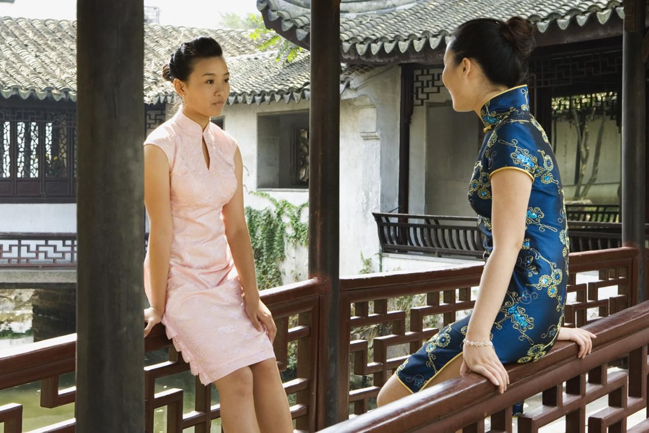 What Is A Qipao In Chinese Fashion