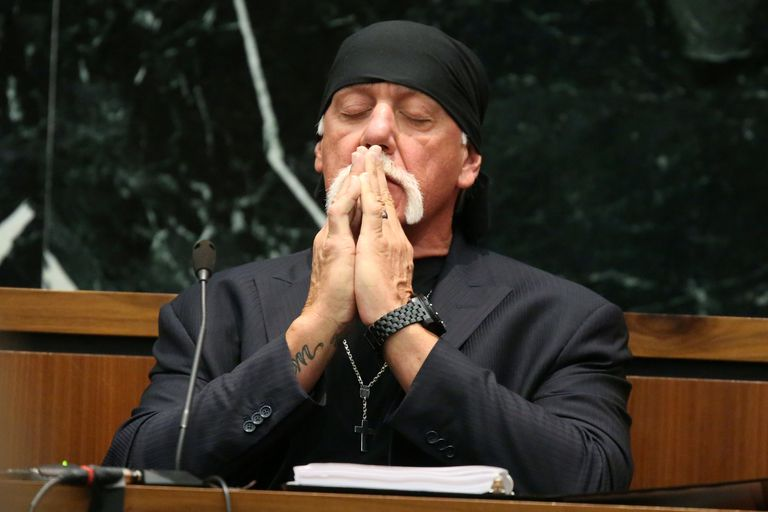 Hulk Hogan's prayers were answered as a jury awarded him $115 million in his trial against Gawker.com