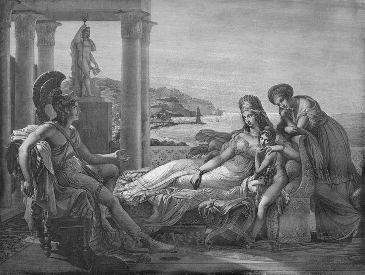 The Story of Dido, Queen of Ancient Carthage
