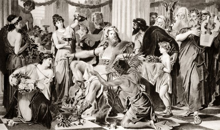 the sack of rome by the visigoths in 410 prompted