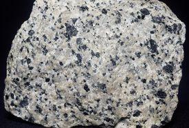 Tonalite, holocrystalline magmatic rock