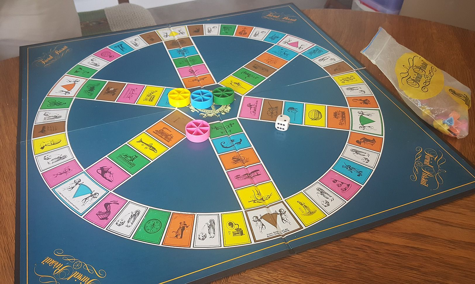 Who Invented Trivial Pursuit