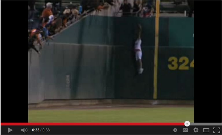 A Look at the 'Amazing Ball Girl Catch' YouTube Video