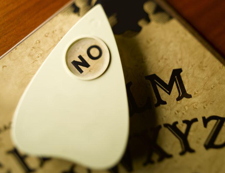 The Ouija Board Is It Really Evil