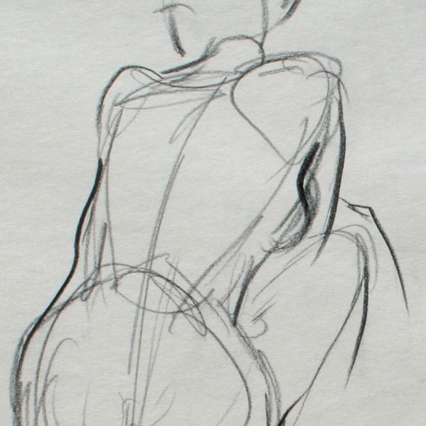 Figure Drawing with Line and Contour