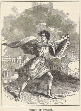 Timon of Athens Shakespeare Play