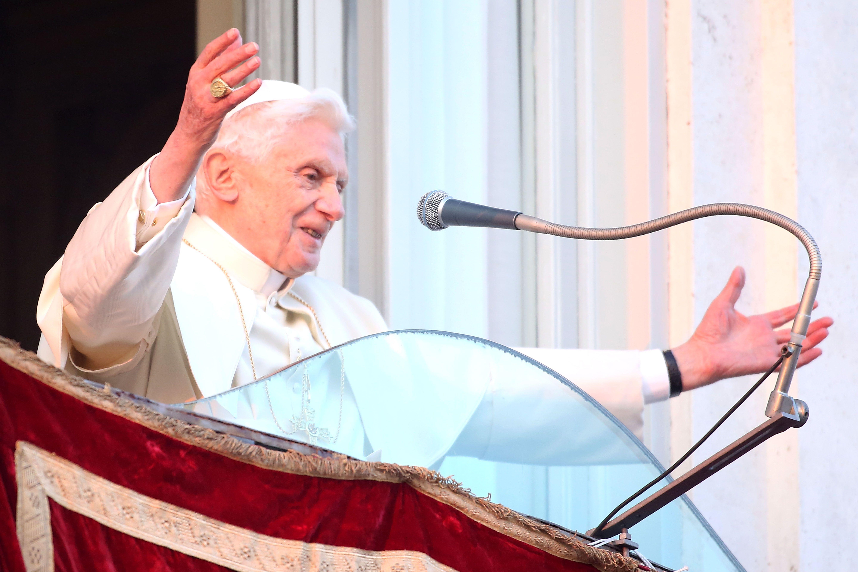 Πάπας Βενέδικτος XVI