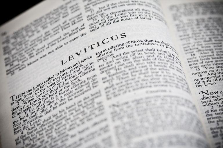 Book Of Leviticus
