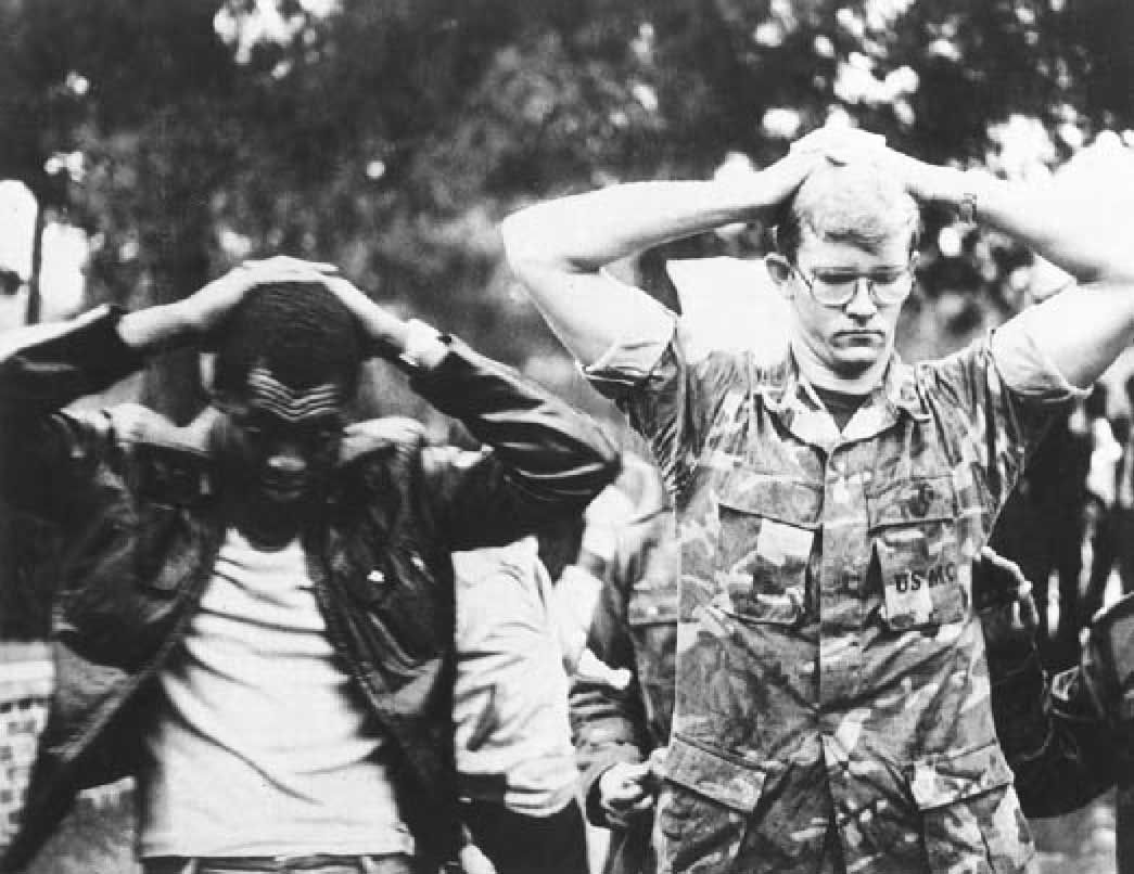 Two American hostages in Iran hostage crisis, November 4, 1979
