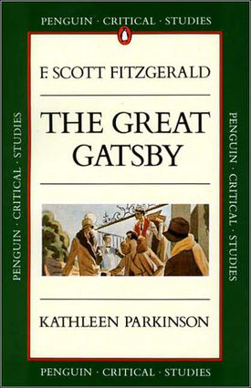 The Great Gatsby critical studies book