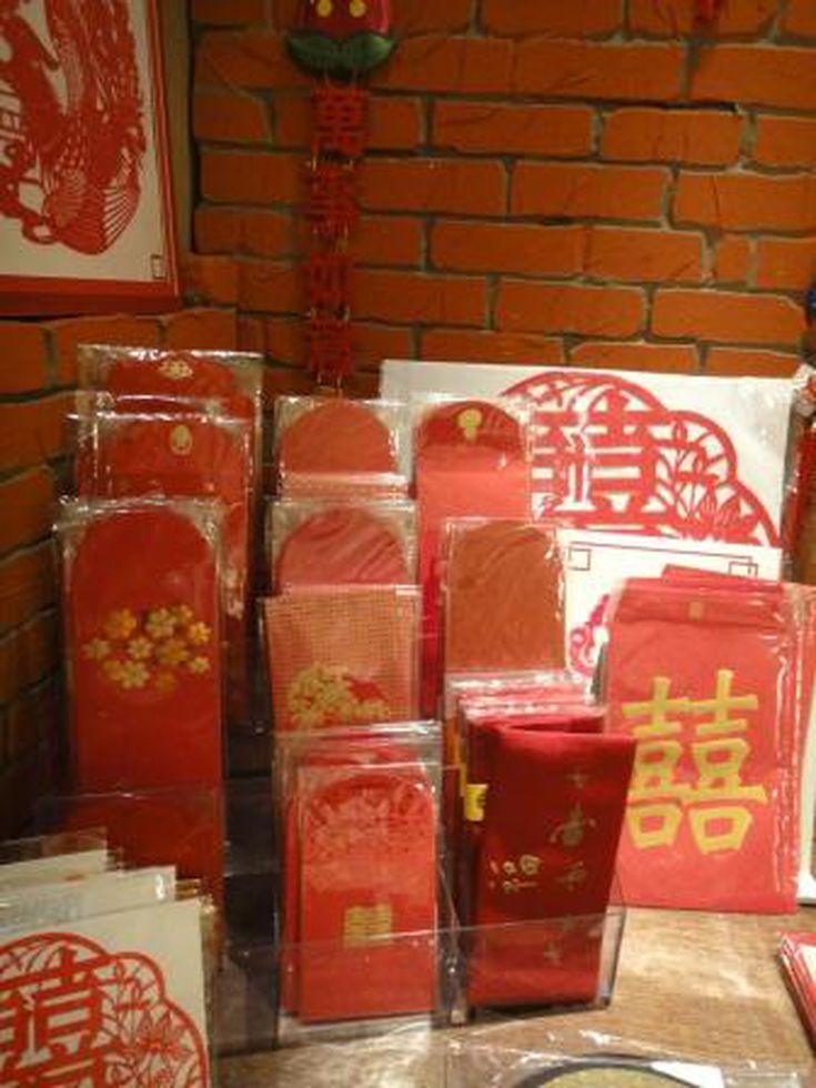 Gift Etiquette Chinese Wedding Gifts