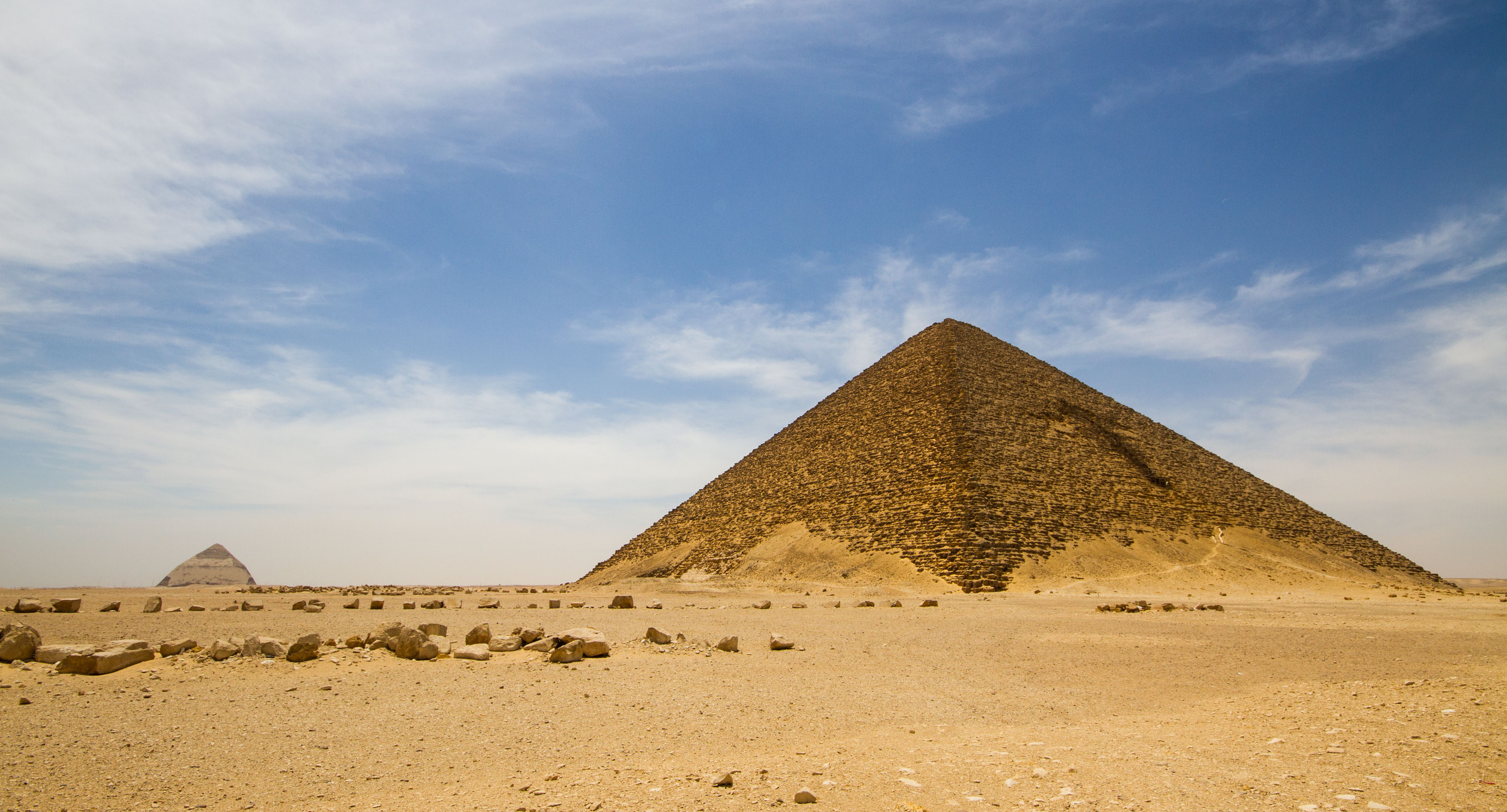 Egypt's crowning glory: the pyramids