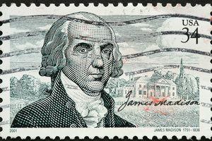 James Madison Printables