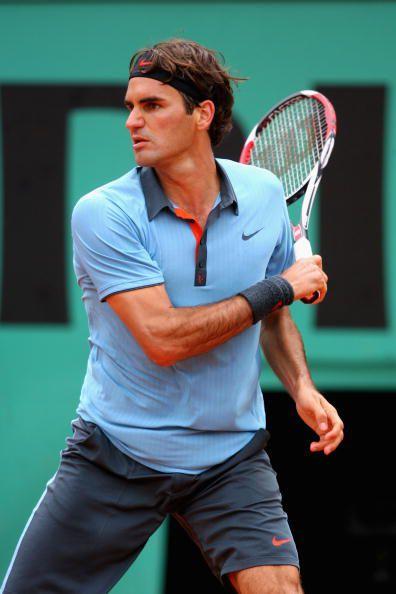 Roger Federer's Forehand Grip