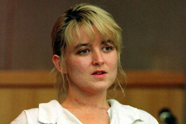 Darlie Routier in court