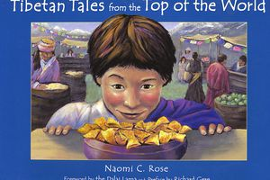 Tibetan Tales from the Top of the World cover art