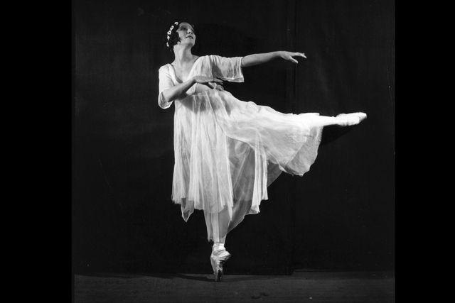 Anna Pavlova in Giselle (1920)