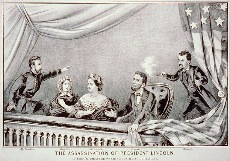 Assassination of Abraham Lincoln.
