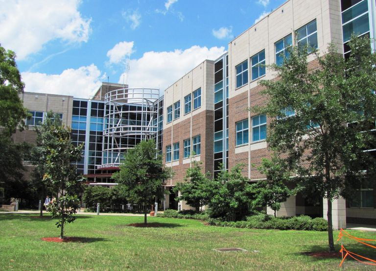 Science and Engineering Building at UNF