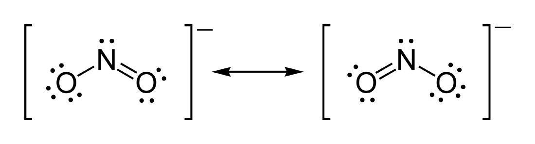 Lewis Structures Or Electron Dot Structures