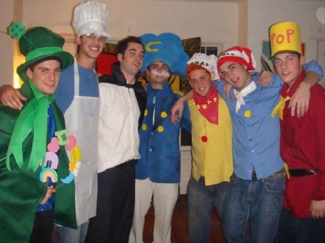 Group Halloween Costumes Group