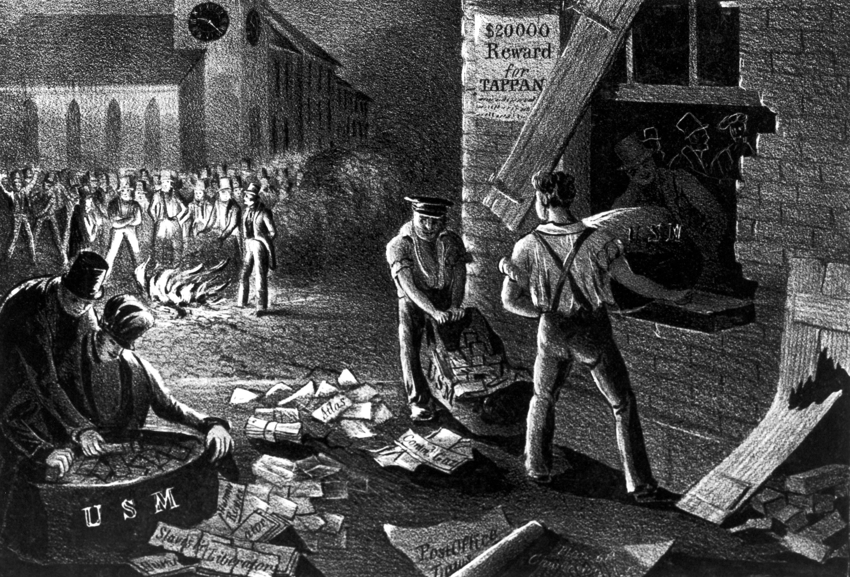 アメリカの1830年代の主な出来事