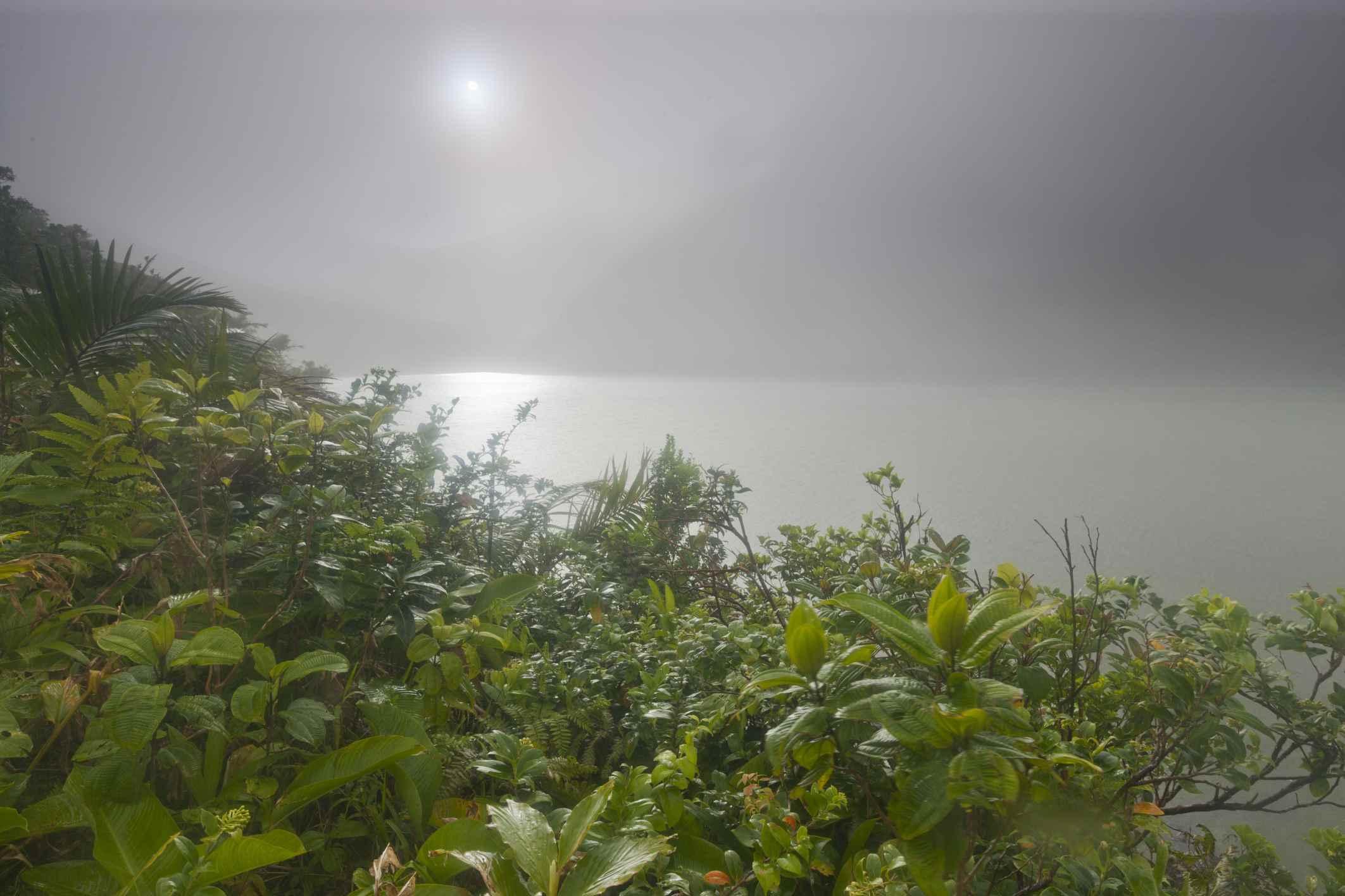 altostratus Boeri Lake