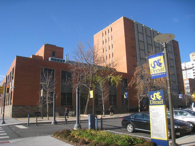 Stratton Hall at Drexel University