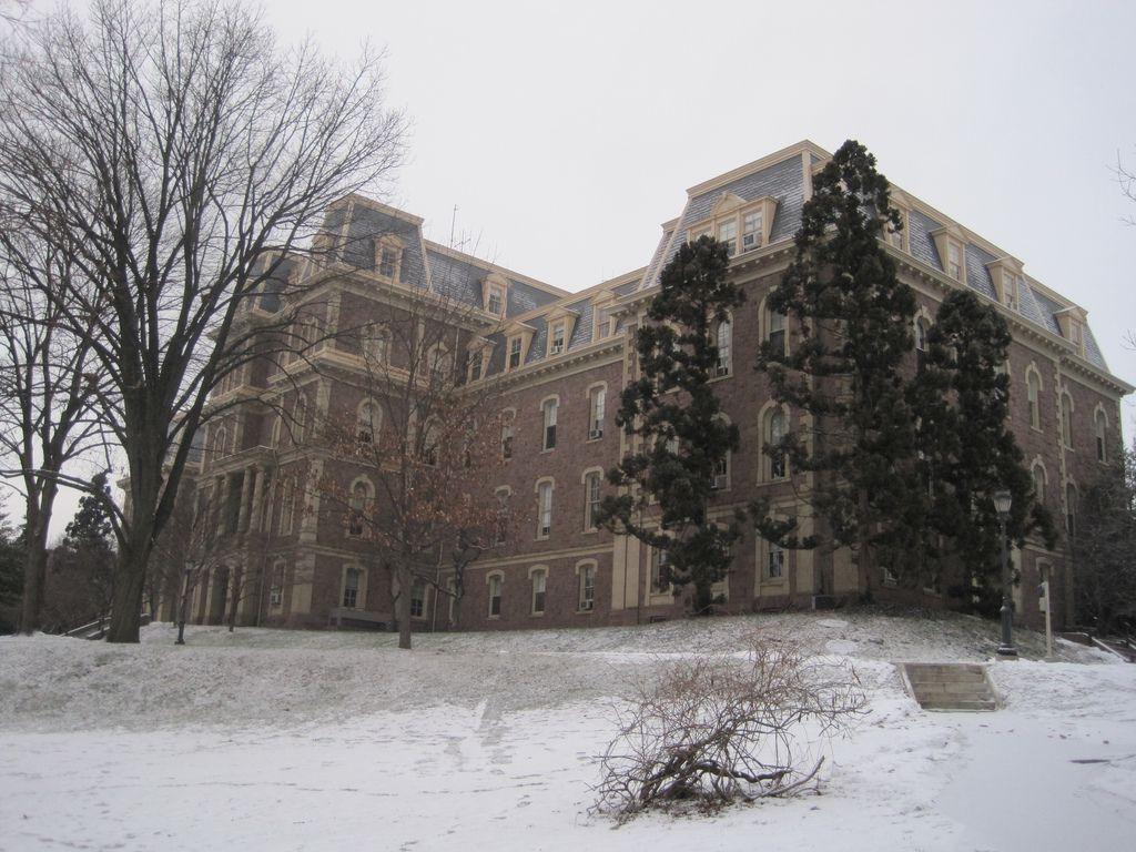 Lafayette College - Pardee Hall