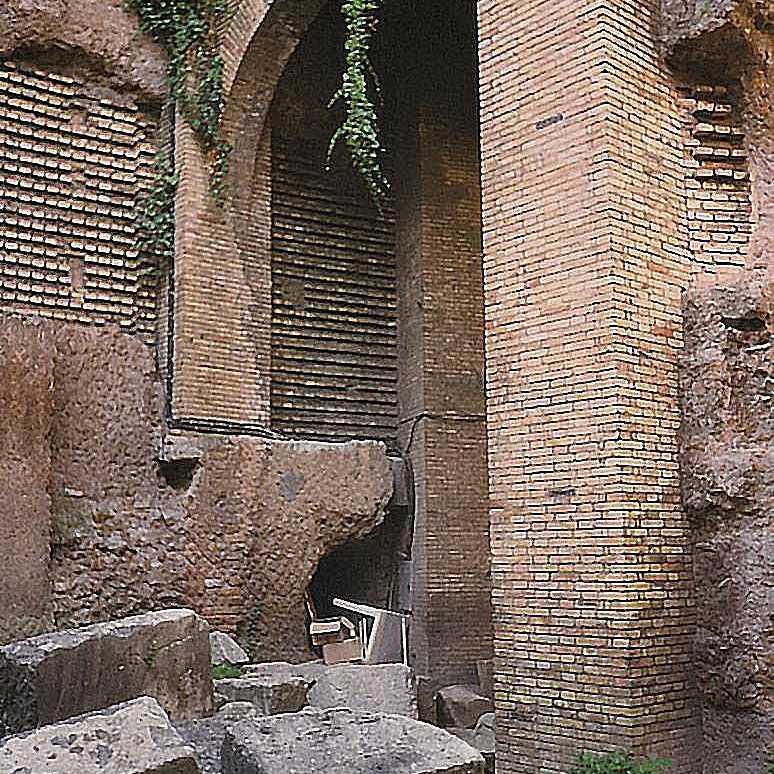 Mausoleum of Augustus From the Interior