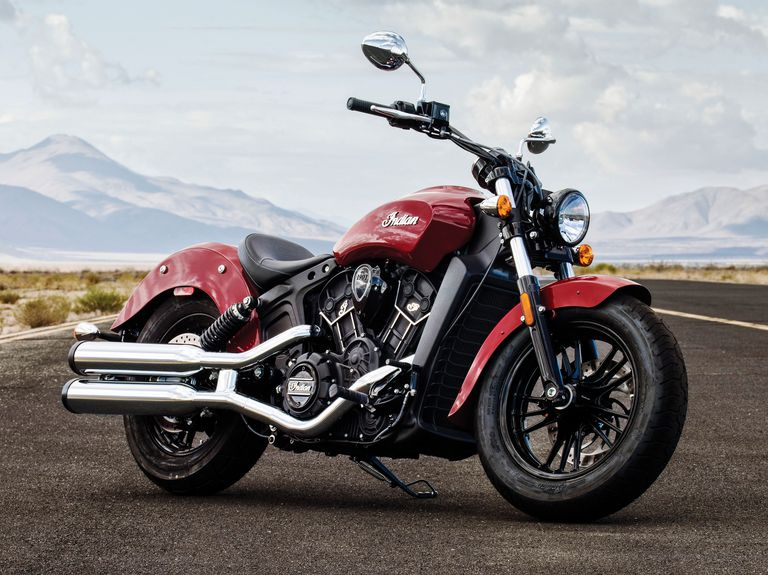 2016 Indian Scout Sixty Review Introduction Downsizing The Dream