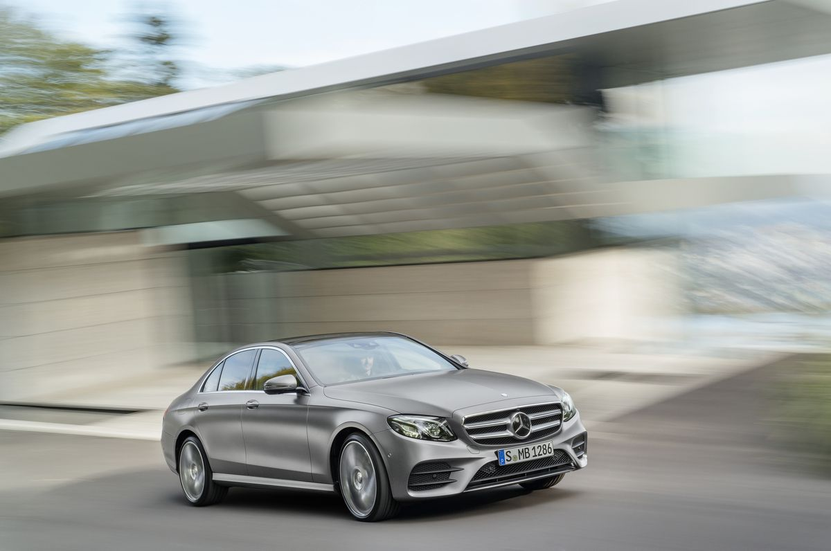 10 Things To Know About The 2017 Mercedes Benz E Class