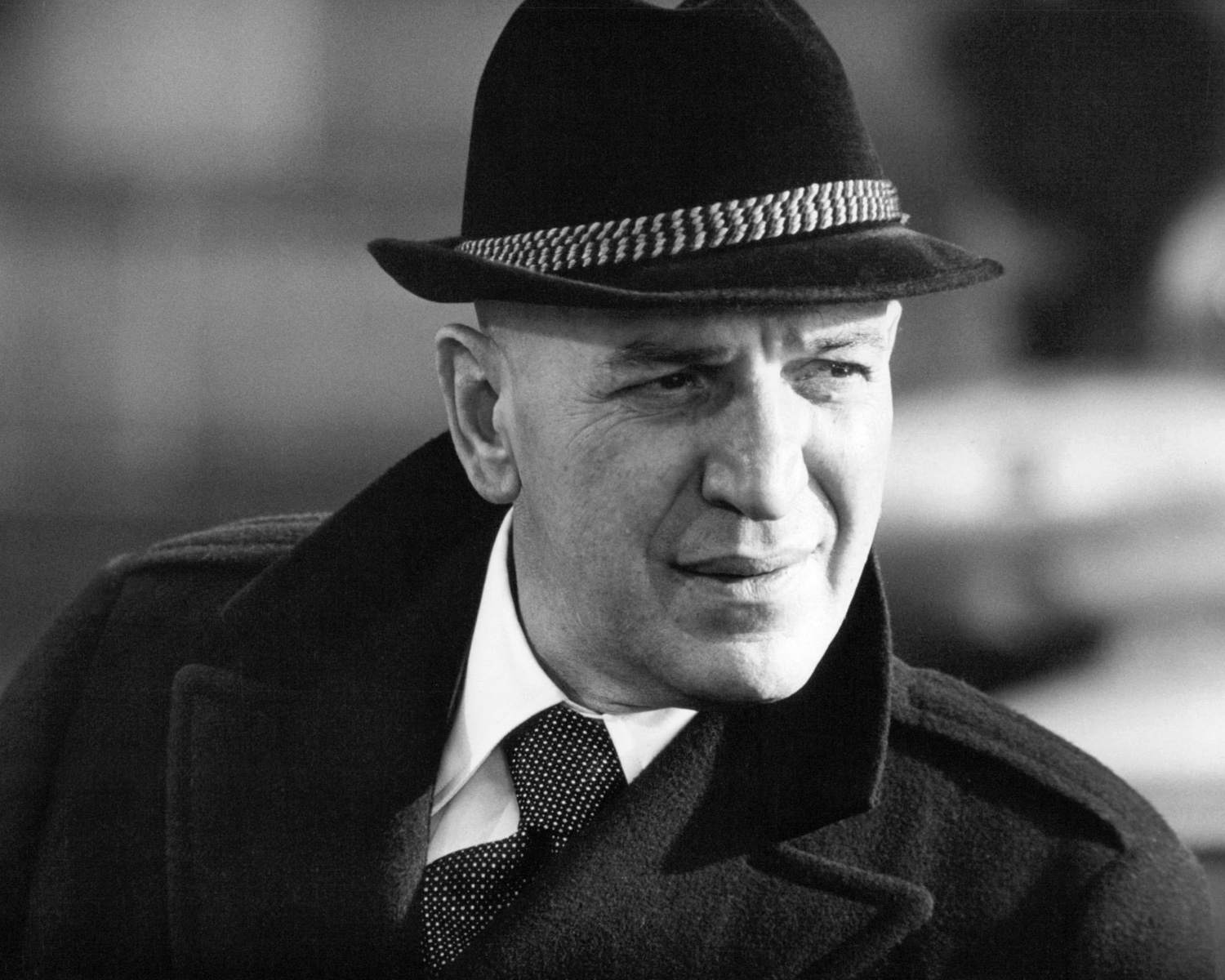 Biography of Telly Savalas, Actor Who Played Detective Kojak