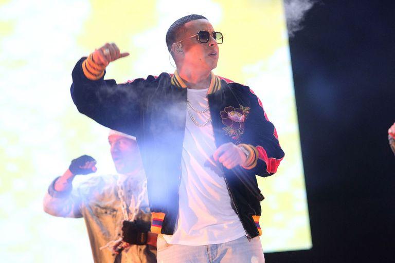 Reggaeton artist Daddy Yankee