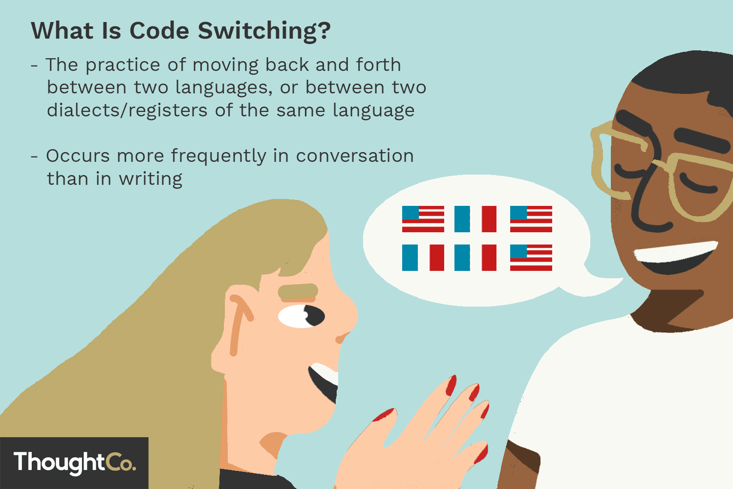 Code Switching Definition and Examples in Language