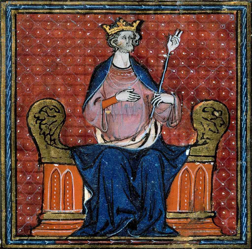 The Coronation of Hugh Capet in 988
