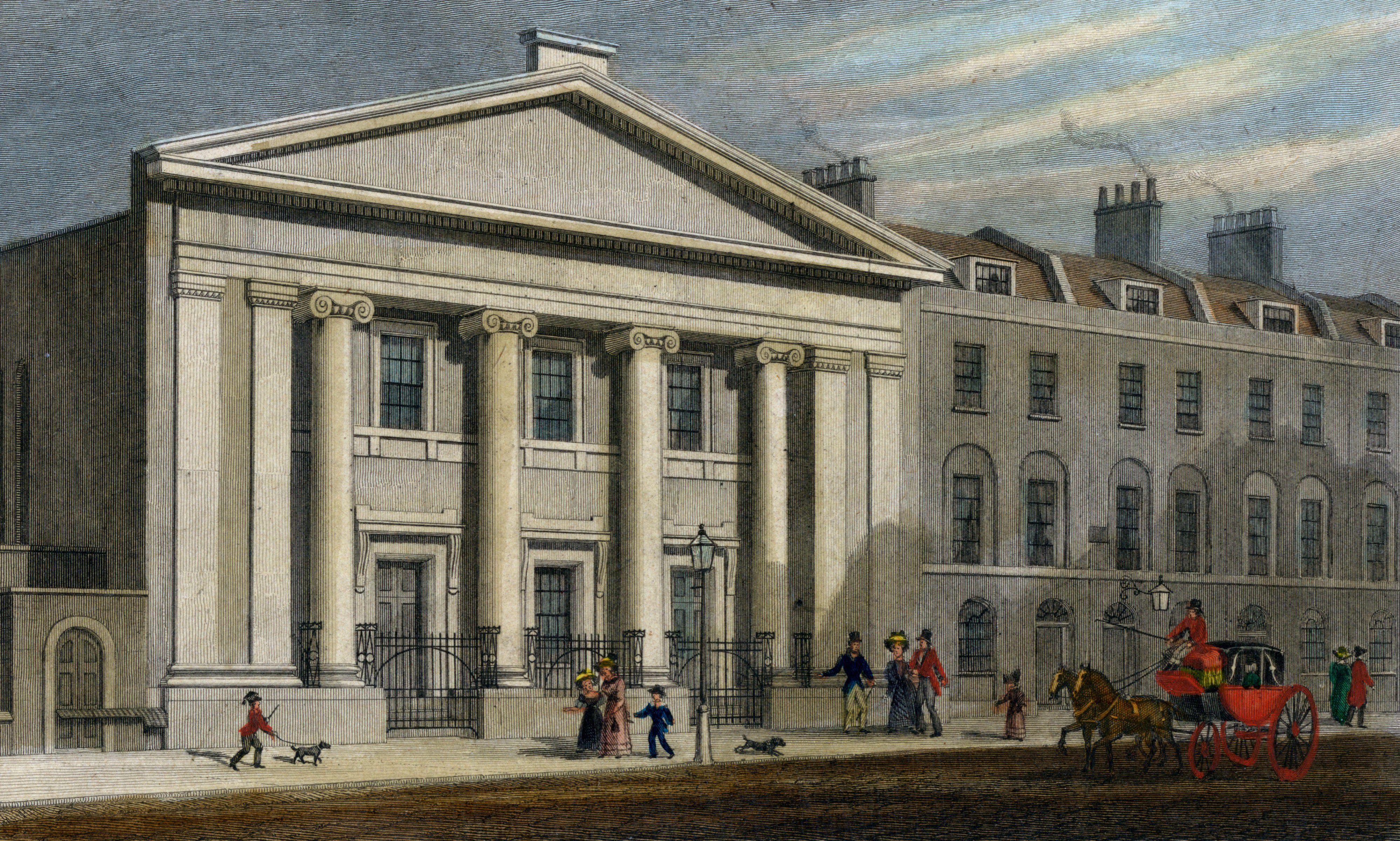 South Place Chapel, London