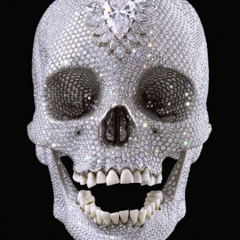 For the Love of God, Platinum Cast Skull, Damien Hirst