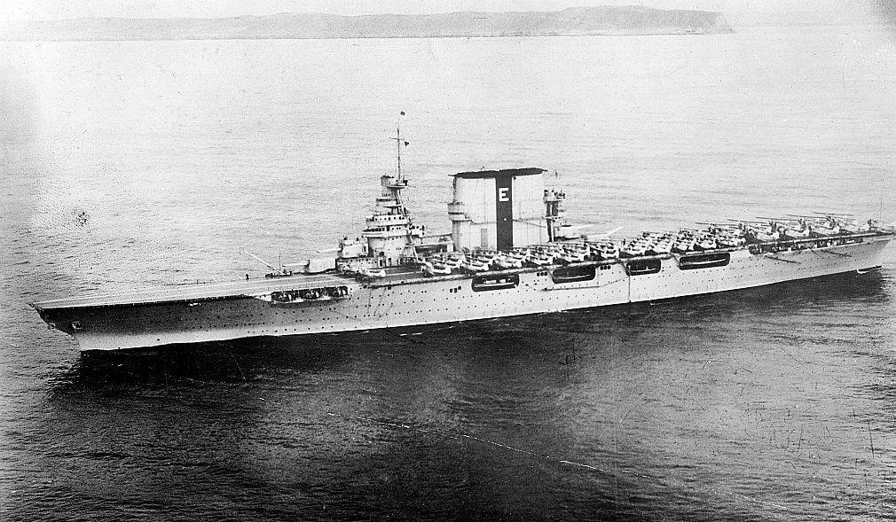 Uss Saratoga Cv 3 World War Ii Aircraft Carrier