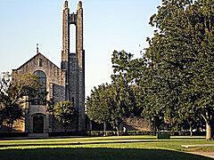 Southwestern University Chapel