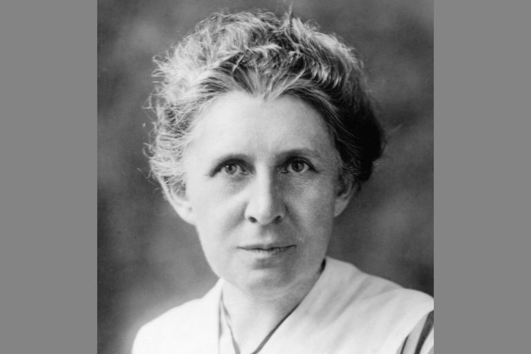 Portrait of Ida Tarbell
