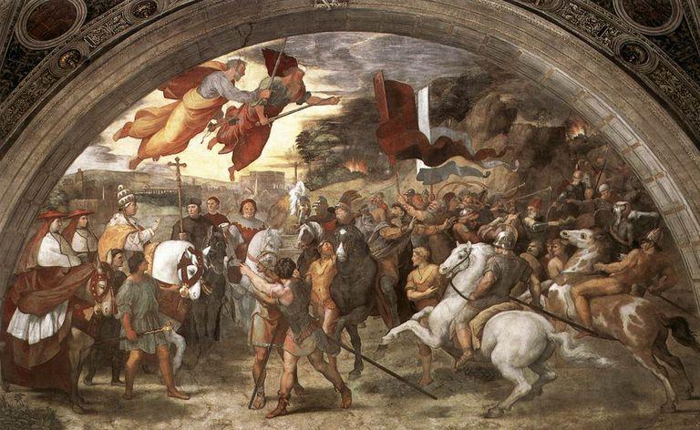 Raffaello's painting