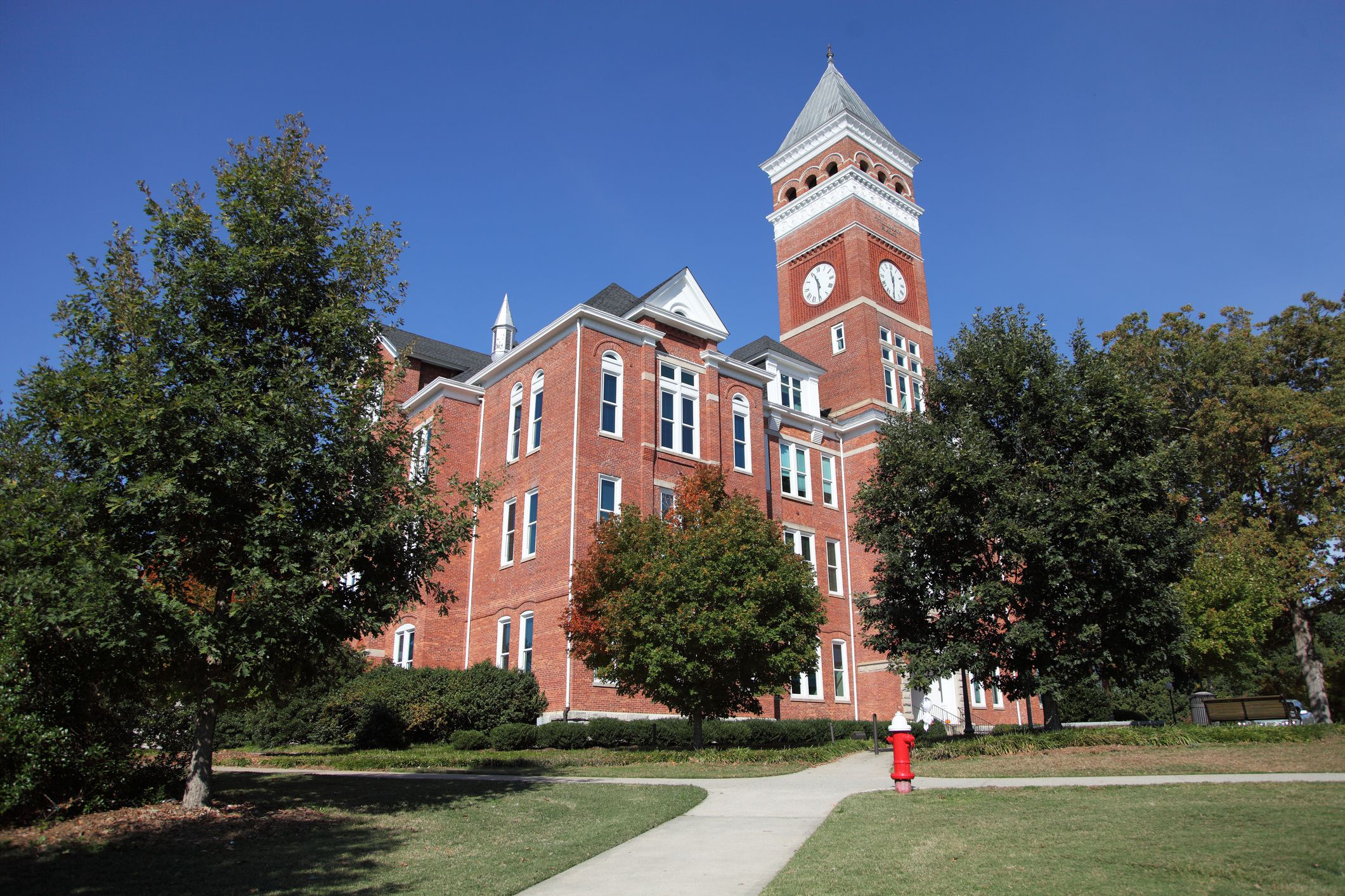 Clemson admission essay