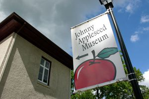 Johnny Appleseed Printabables