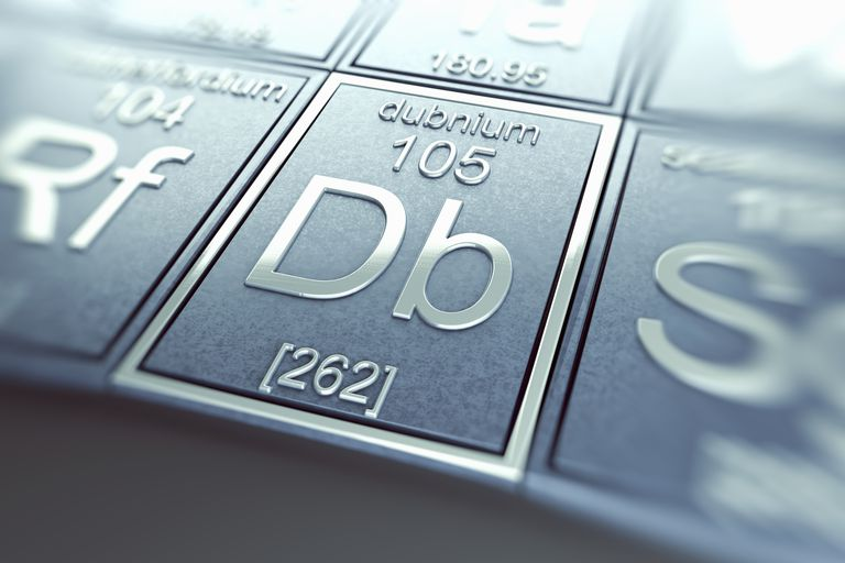 Dubnium is a superheavy radioactive manmade element.