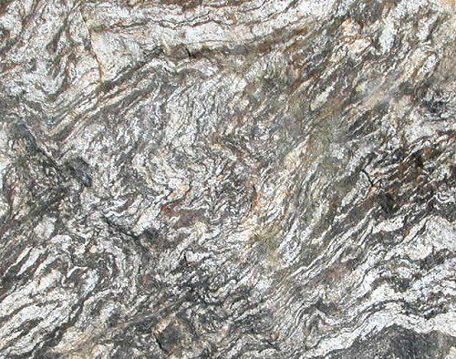 Half-melted gneiss