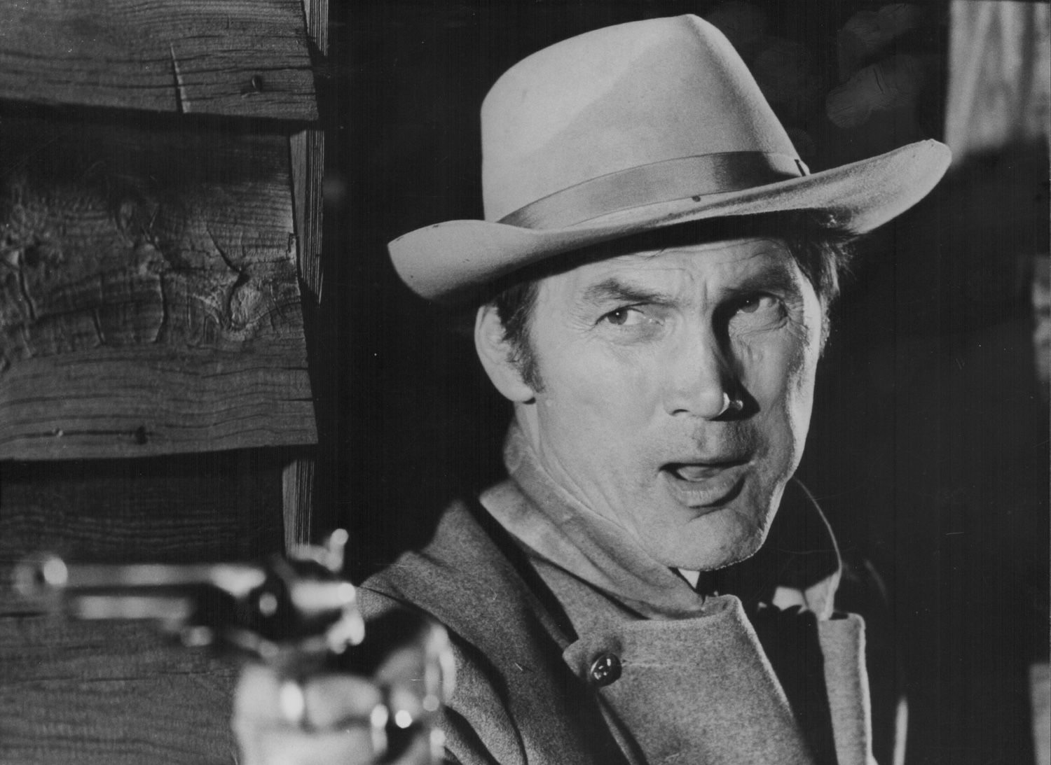 Biography of Jack Palance, Action Movie Star and Onscreen Villain