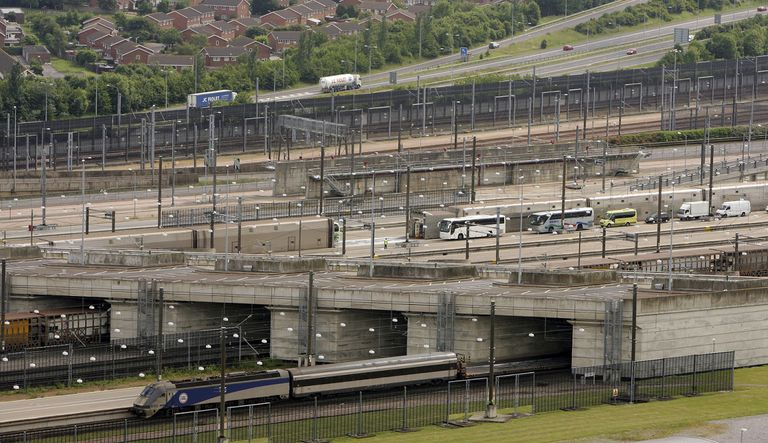 Fun Facts About The Channel Tunnel